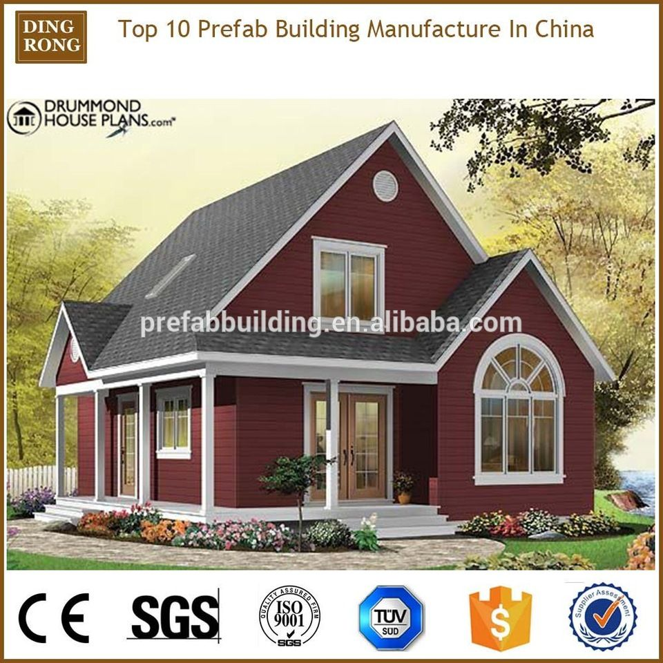 100.7m2 Prefab Steel Simple Low Cost House Design In Nepal