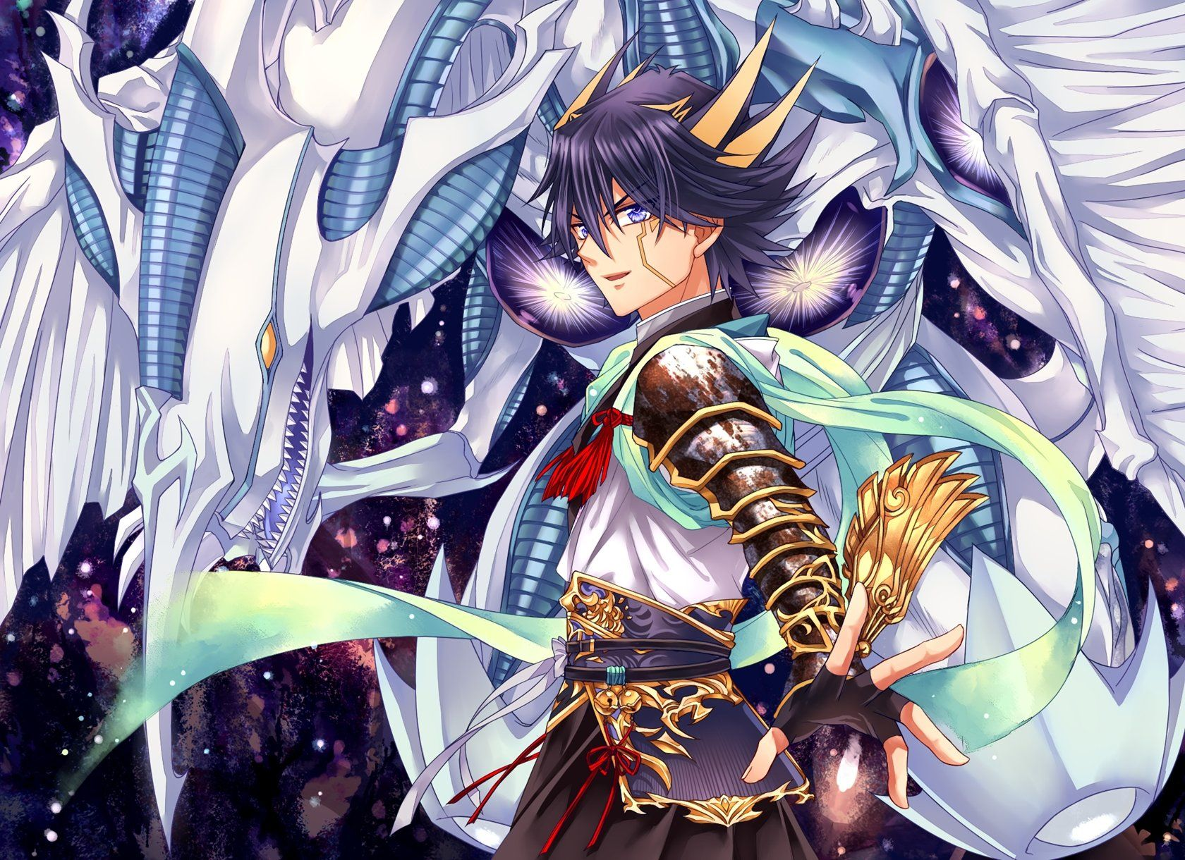 yugioh backgrounds group 1366a—768 yu gi oh 5ds wallpapers
