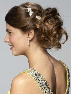 Formal Hairstyles 32 Stunning Prom Hairstyles You Can Actually Diy  Updo Jewel And