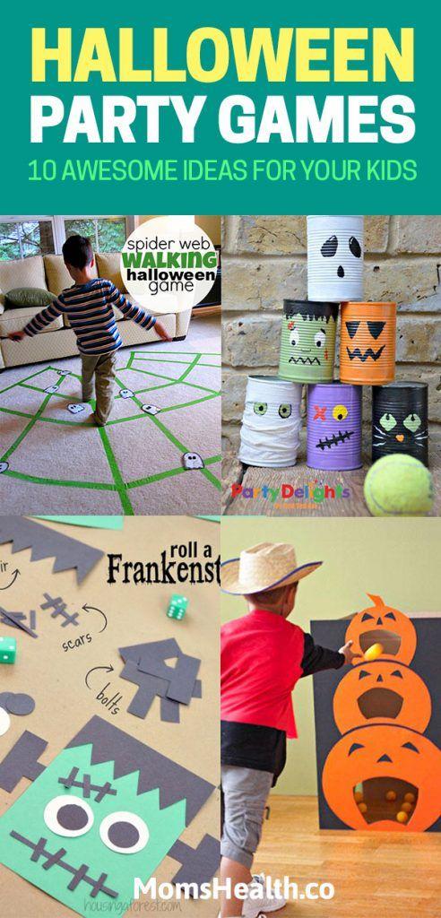 Photo of Halloween-Partyspiele – 10 tolle Ideen für Ihre Kinder