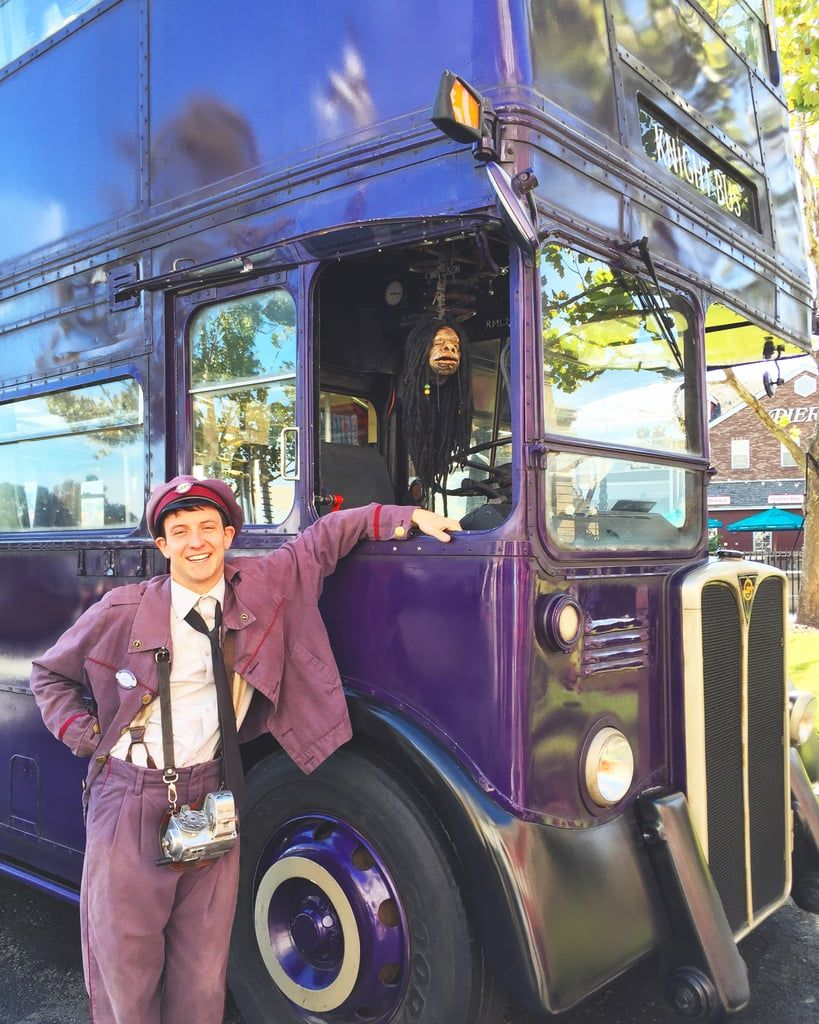 Visit Stan Shunpike And The Knight Bus Knight Stans Bus