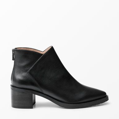 boots med klack