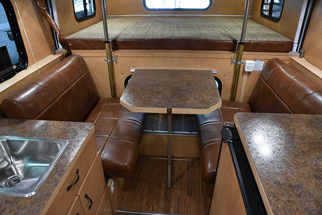 Alaskan Camper Review Camper Pinterest Camper Truck Camper