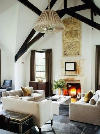 High ceilings home Pinterest High ceilings, Salons and Ceilings