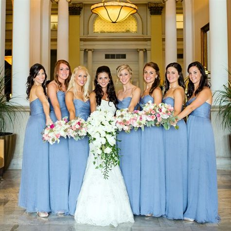 Learn The Real Way To Reuse Bridesmaid Dresses At Wedding Dash S Blog Click Picture Periwinkle