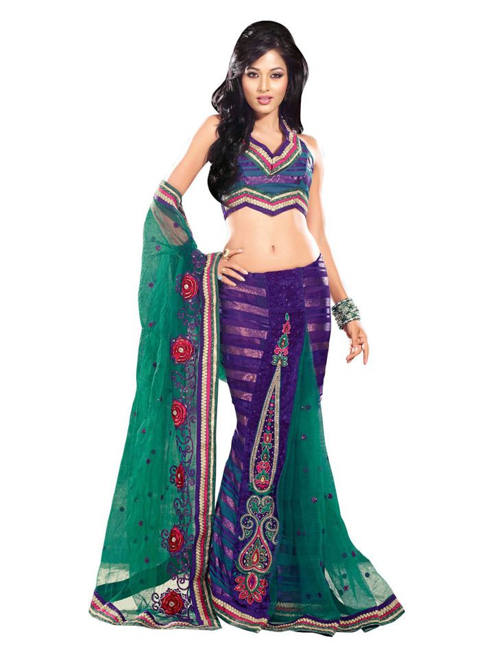 El Sari, la vestimenta típica femenina de Sri Lanka   indian ...