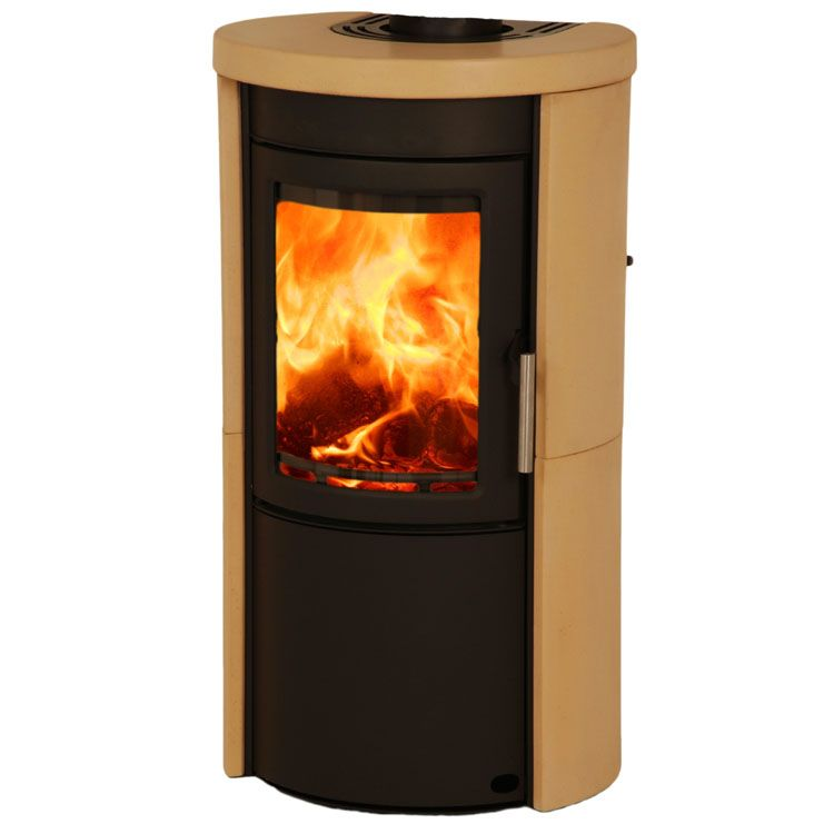 Heta Scanline 500 Wood Burning Stove From Fireplace Products