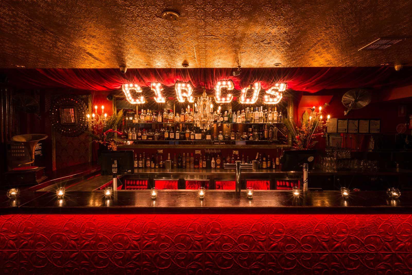 Venue Gallery Circus Bar Nightclub South Yarra Melbourne Night Club Circus Discotheque