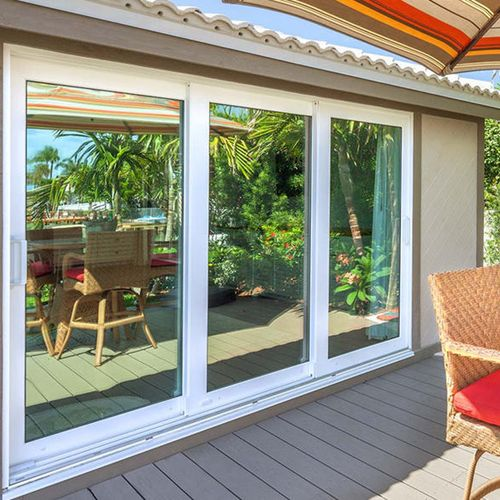 Sliding Glass Doors | | sunrooms | Pinterest | Sliding glass door ...