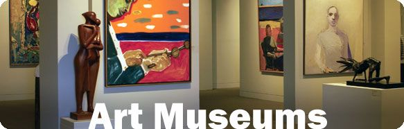 Guide to New Orleans art museums.