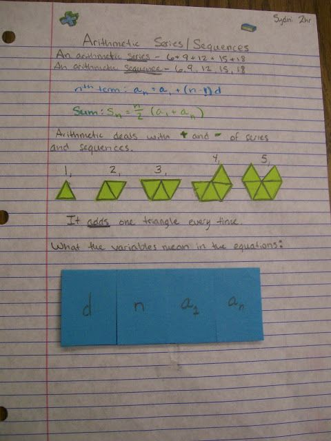 Math = Love: Algebra 2 Foldables Made By My Students | Middle School ...