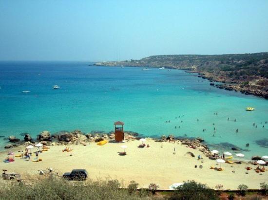 Protaras Cyprus Sunrise Beach Hotel Cyprus Tourism Tourism