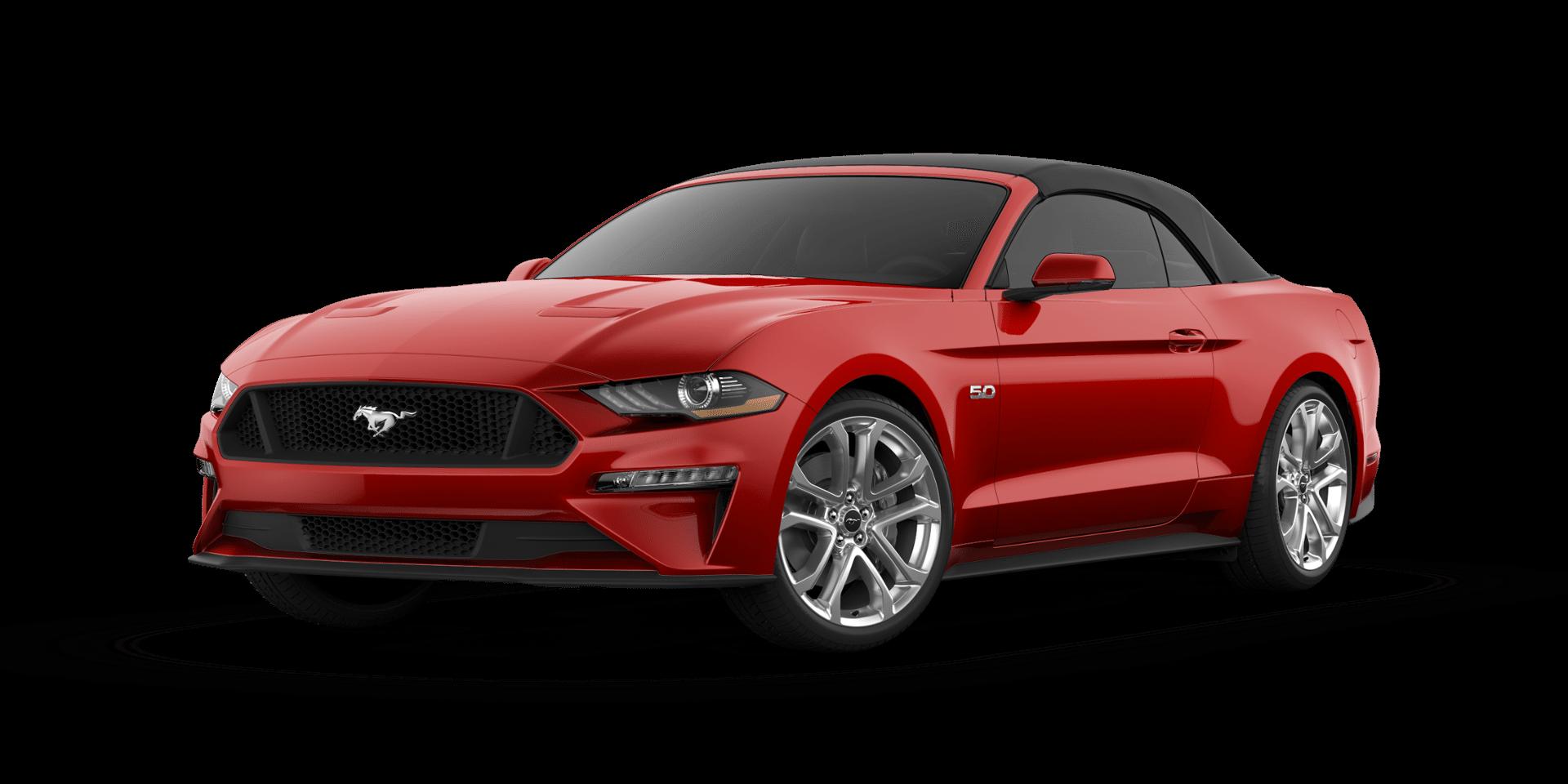 2018 Mustang Ford Mustang
