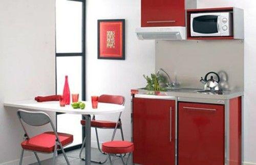 Dise os de cocinas peque as y modernas cocinas - Disenos cocinas modernas pequenas ...