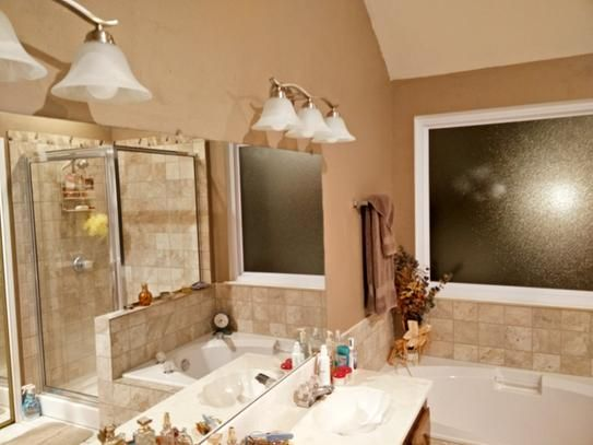 Hampton Bay Andenne 3-Light Brushed Nickel Vanity Light with Bell ...