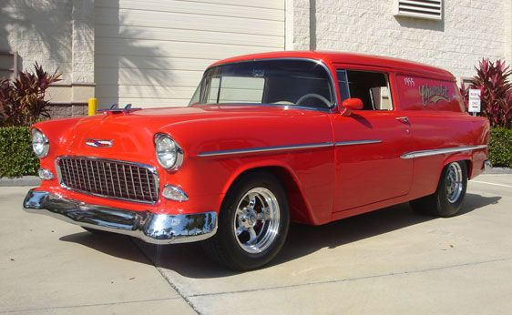 55 Chevy Nomad Had A Friend Growing Up That Had One Of These