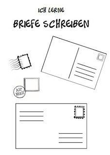 deutsch texte schreiben briefe schreiben teil 1 grundschul ideenbox deutsch deutsch. Black Bedroom Furniture Sets. Home Design Ideas