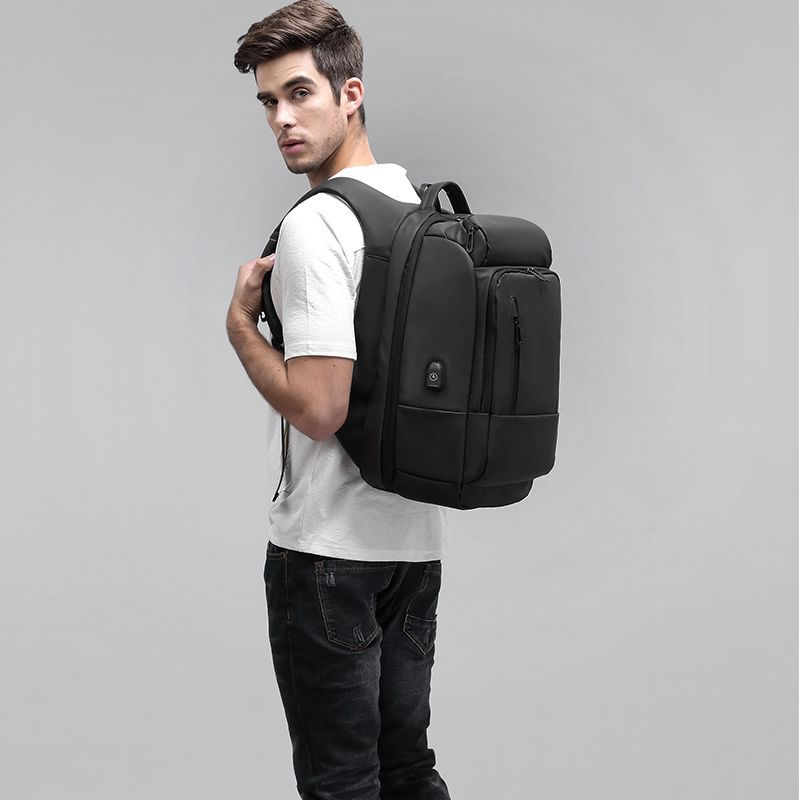 Buy Online Nigeer 17 Inch Laptop Backpack For Men Water Repellent