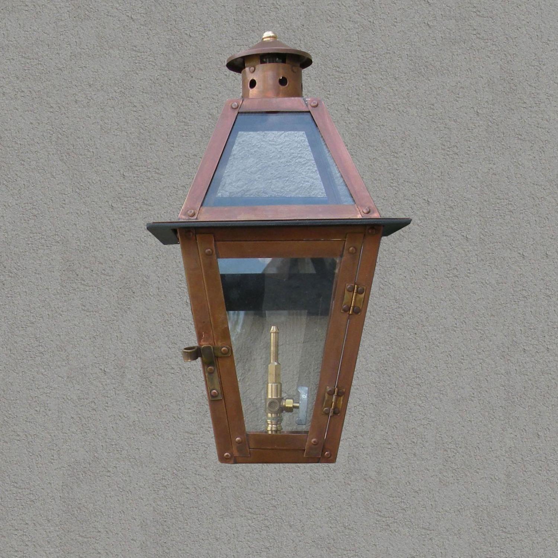 Regency Gl15 Cau Propane Gas Light With Open Flame