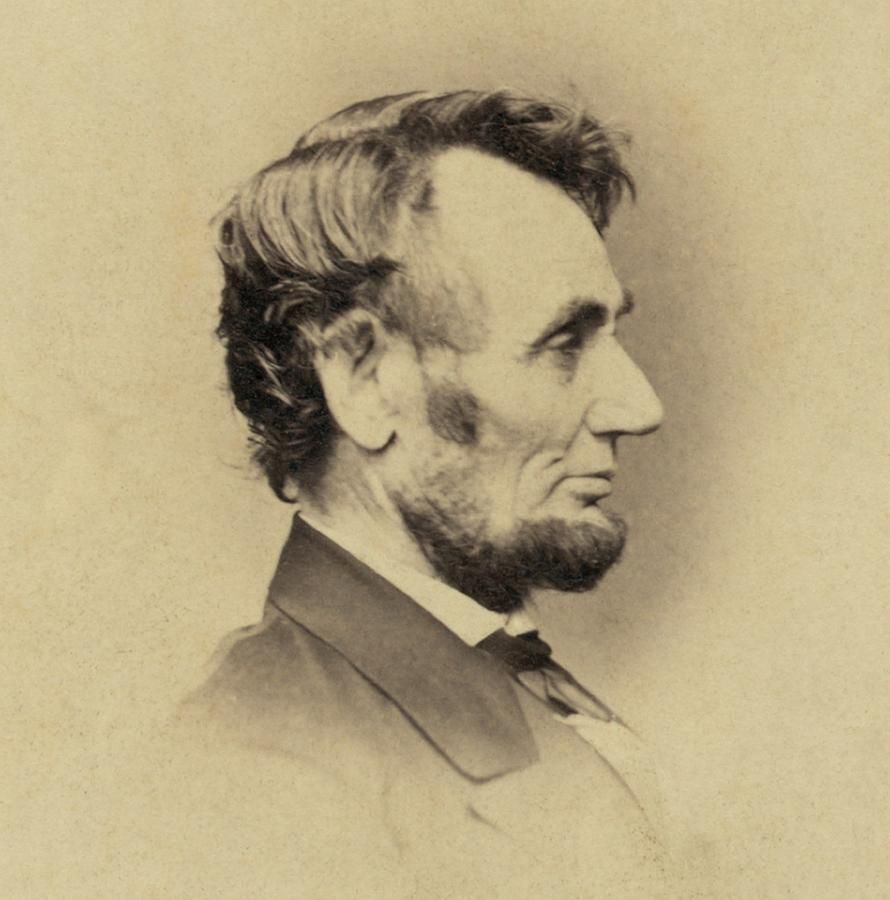 Abraham Lincoln Was Born February 12 1809 In Hodgenville Ky