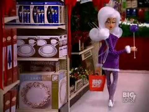 big lots north pole commercial 2 - Big Lots Christmas Commercial