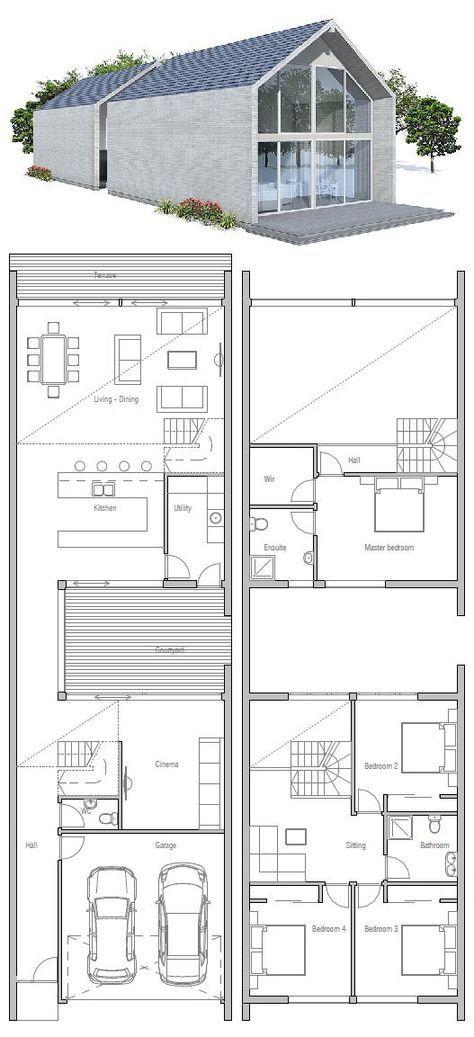 House Plan CH108
