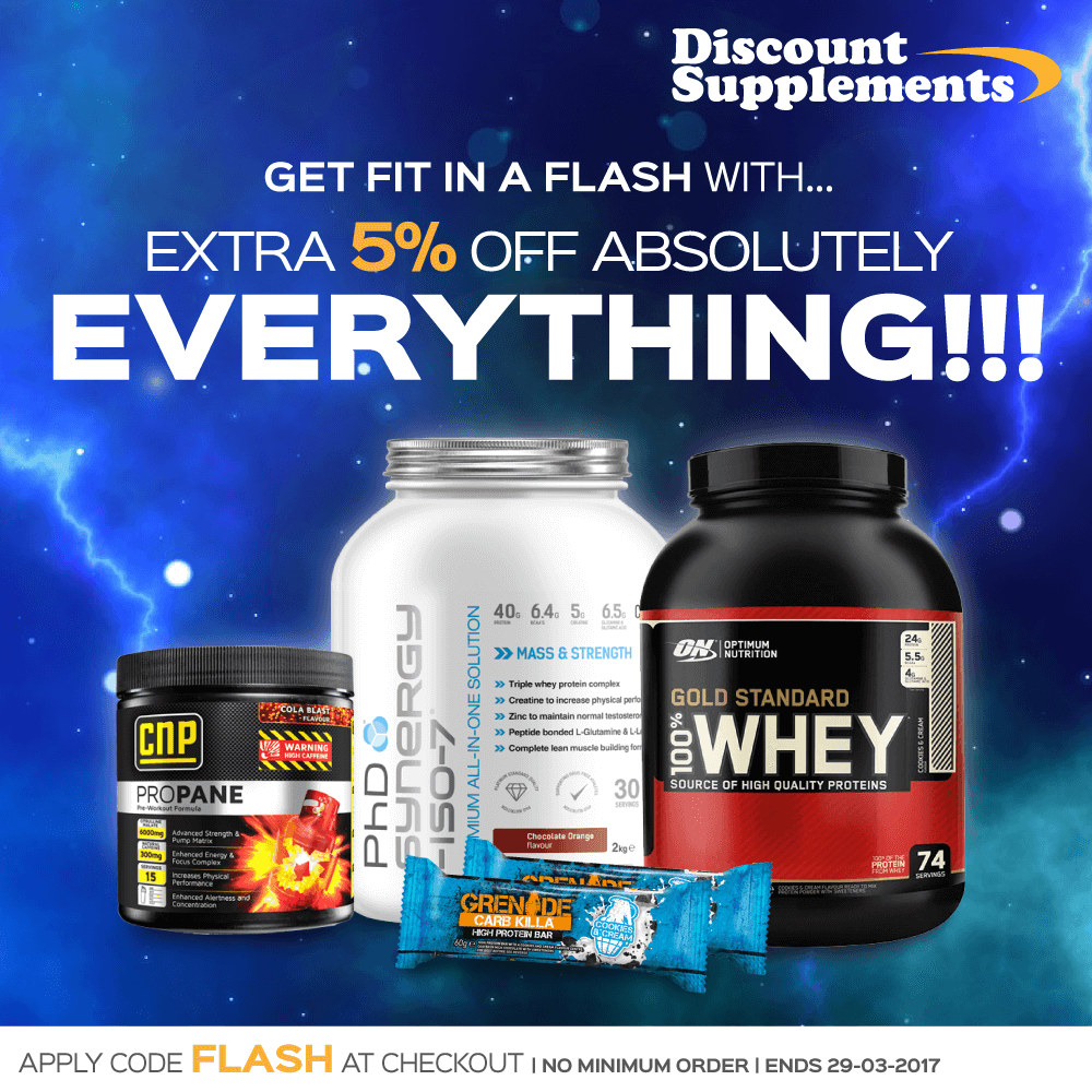 Use Discount Code Flash To Save Even More On Your Order Today Www Discount Supplements Co Uk Goldstandardwh Optimum Nutrition Supplements Sports Supplements