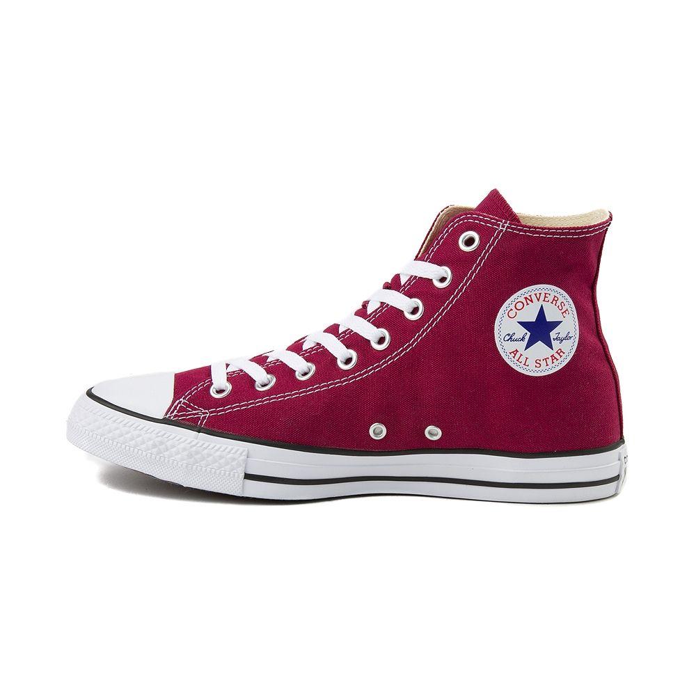 Converse Chuck Taylor All Star Hi Sneaker Maroon
