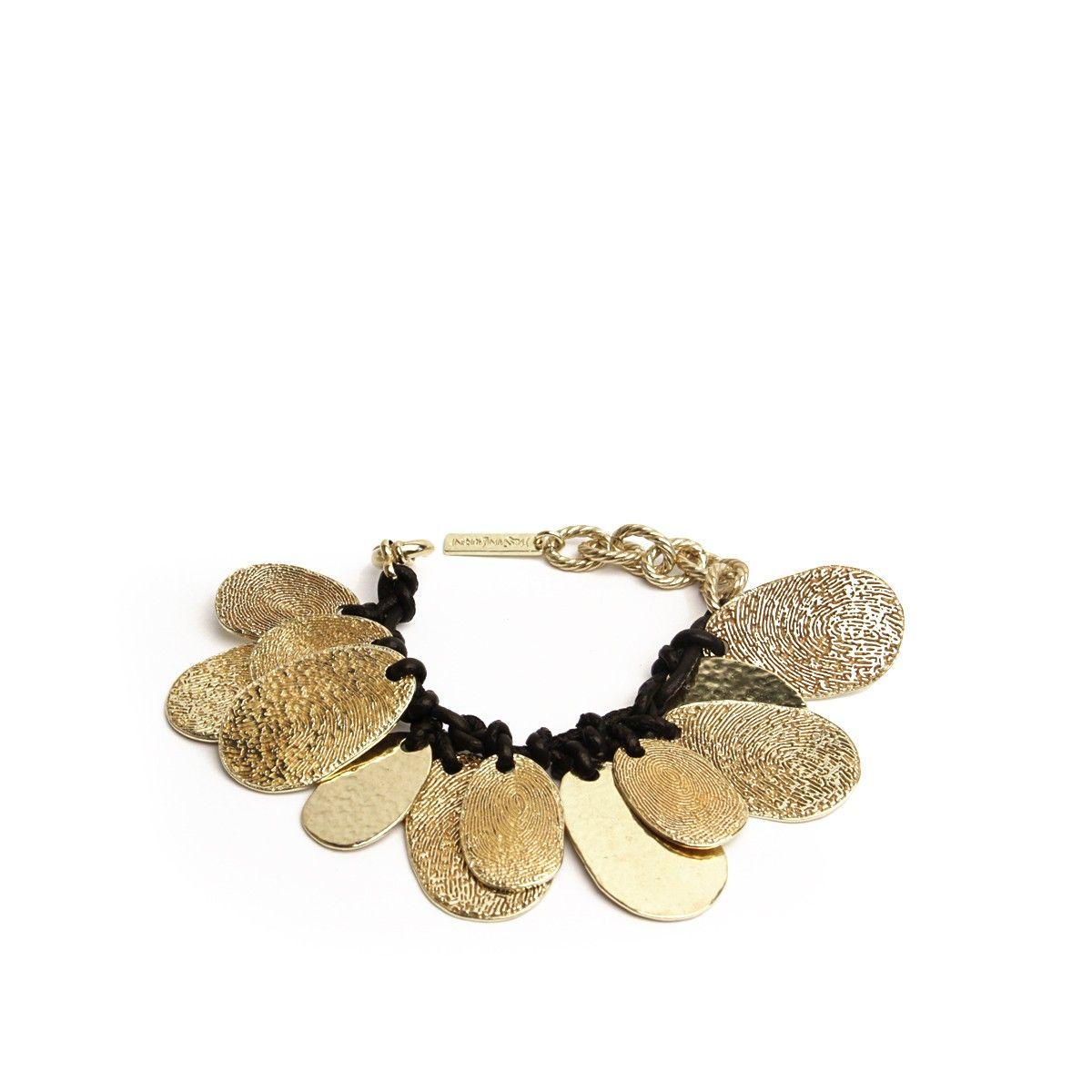 Fingerprint pendants bracelet by ysl jewelry pinterest ysl