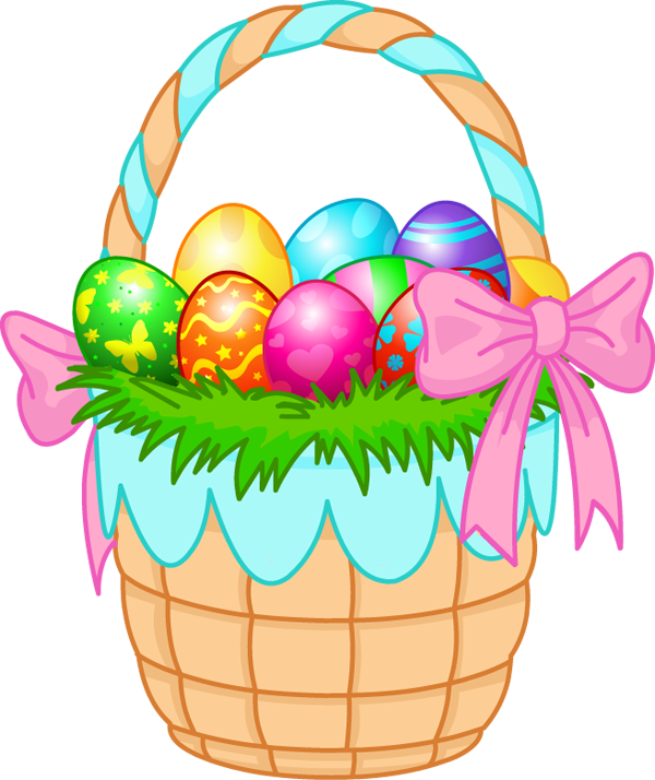 web design easter baskets easter and graphics rh pinterest ie gift basket clipart black and white holiday gift basket clipart