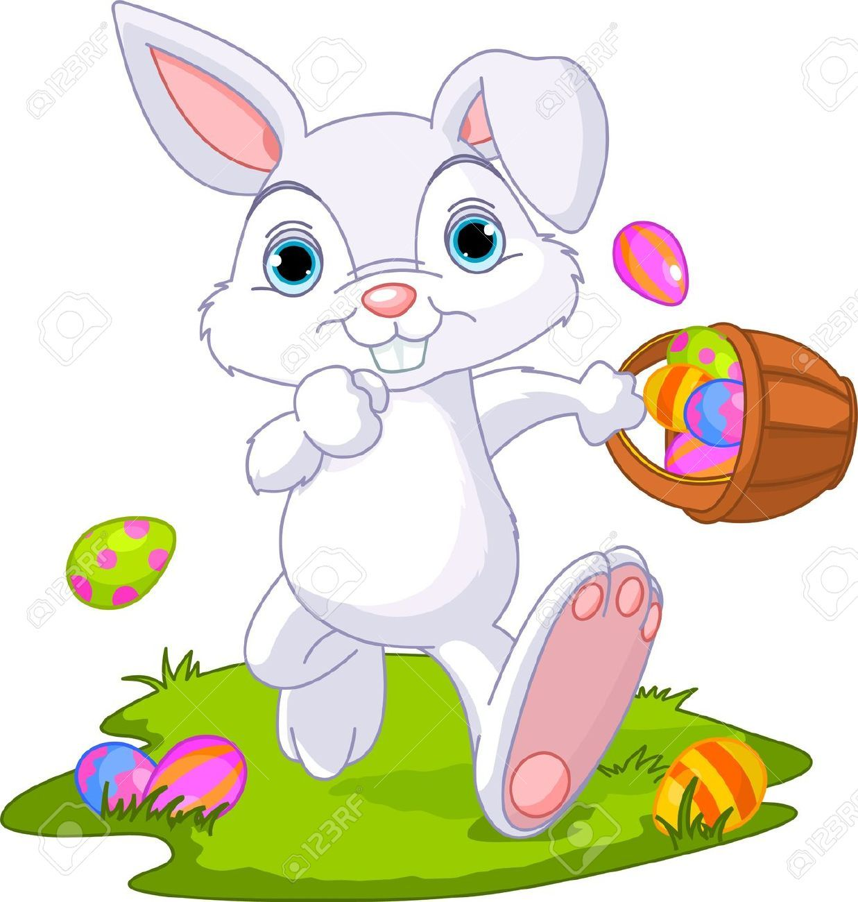 TO ALL FAMILY AND FRIENDS Hey its Easter again and once again, a lot ... for Easter Animals Clipart  111ane