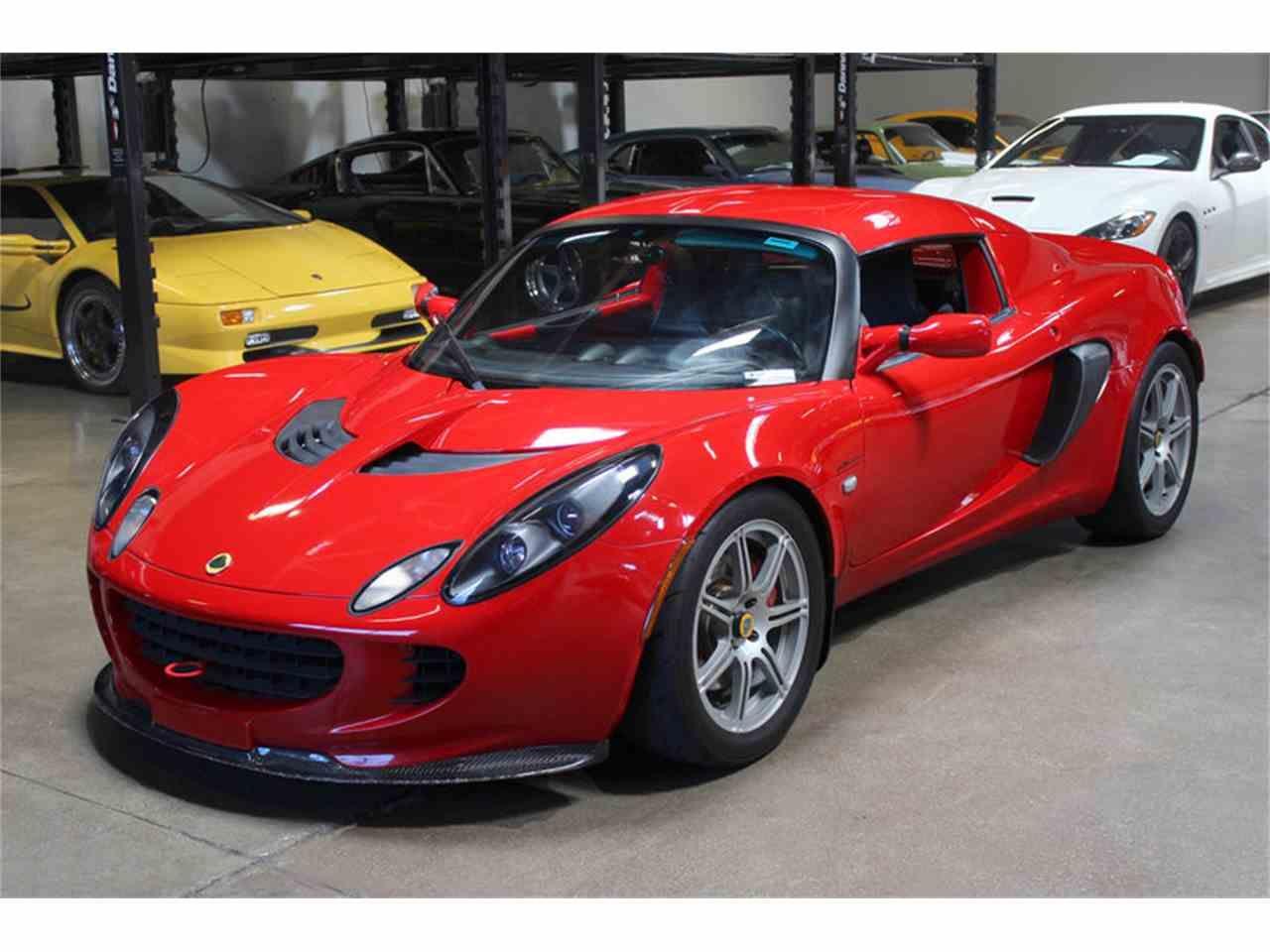 Jumbo Photo of '05 Elise Lotus elise, Lotus car, 2005