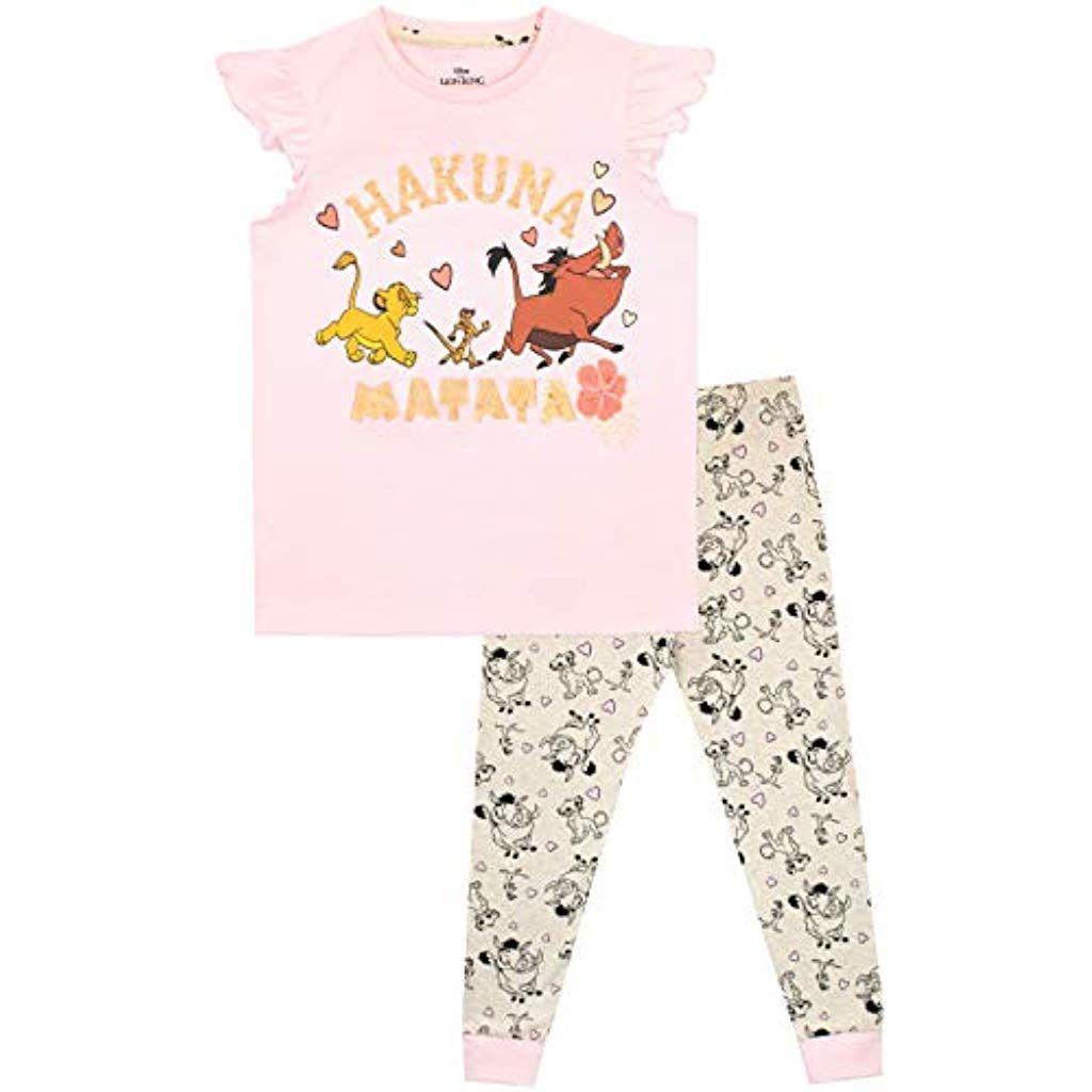 Character Wear Tigger 2 Piece Pyjama Set Baby Boys Orange Pajamas Nightwear
