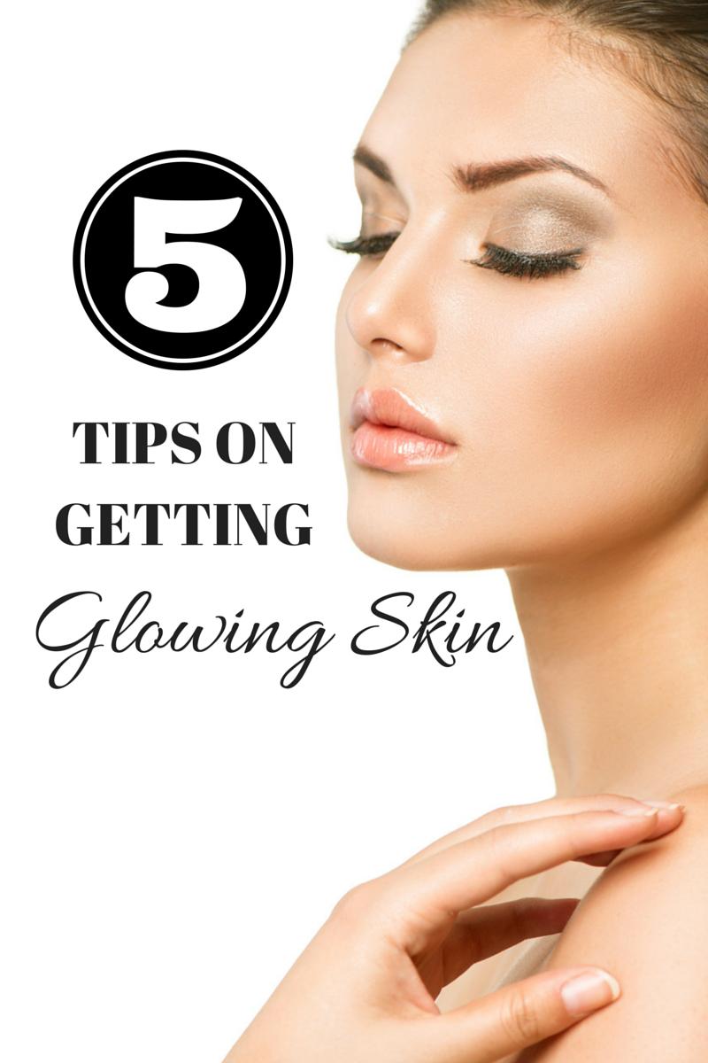 10 Tips for Glowing Skin: Secrets Revealed  Healthy radiant skin