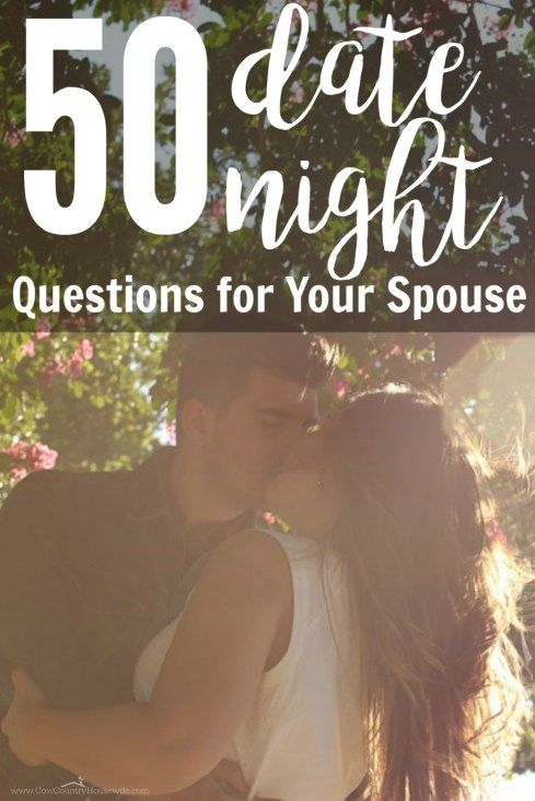 Dating your spouse is the best thing that you can do for your marriage! Here are my favorite date nigth questions for your spouse when you think that you know everything about them. Some of their answers might surprise you!