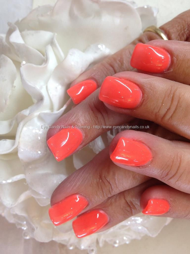 Full set of sculptured acrylics with no 3 gel overlay | Nails ...