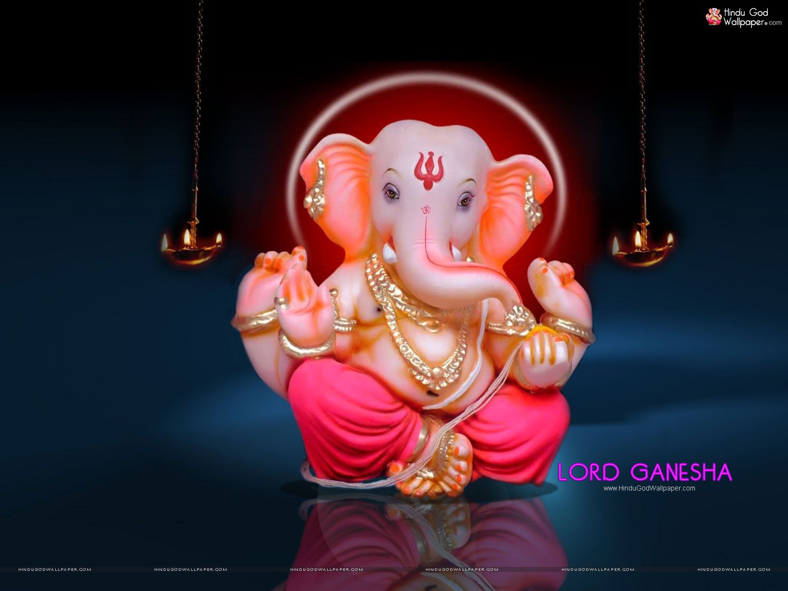 free ganpati hd wallpapers