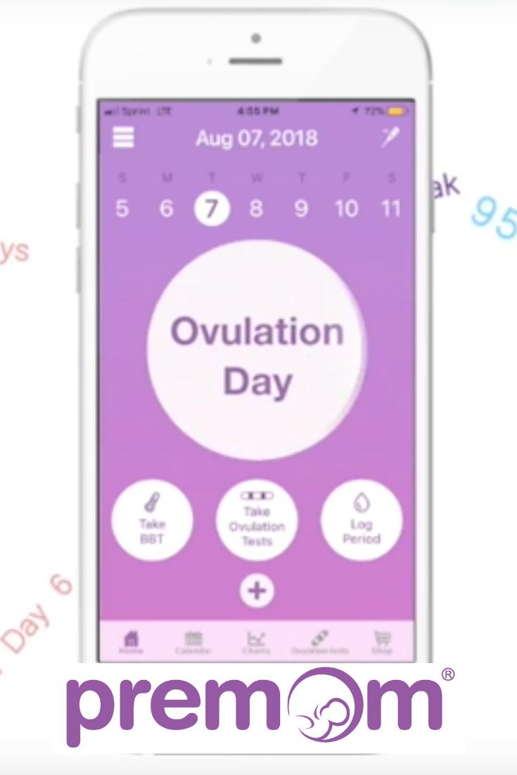 Pin on Ovulation Pattern