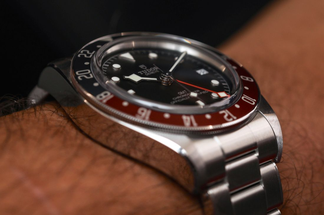 20259663fd83 Tudor Black Bay GMT Watch Hands-On Hands-On