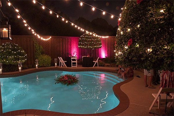 Blog Post Christmas Pool Decoration Ideas Pool Party Decorations