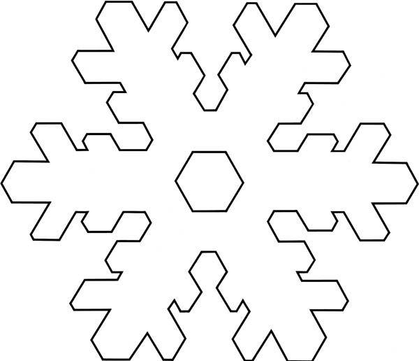 Christmas Snowflakes Stellarplate Tactile Coloring Page Snowflake Template Snowflake Coloring Pages Christmas Templates