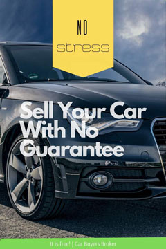 Sell Your Car With No Warranty