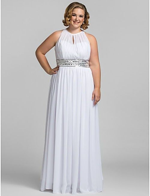 Estrella de oro plus sizes dress