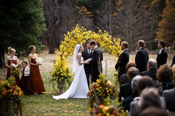 Yosemite National Park, Wedding Ceremony & Reception Venue