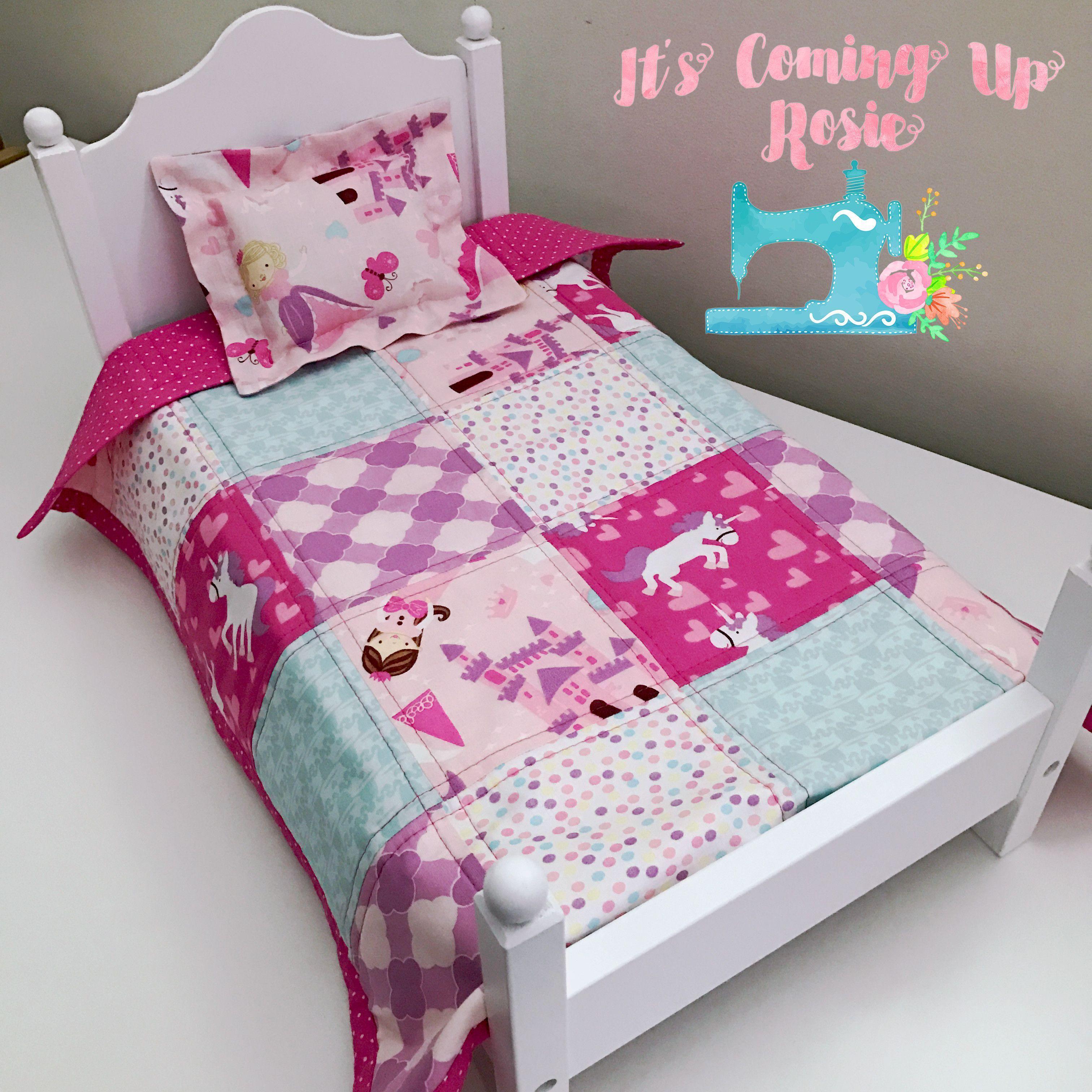Doll quilt u pillow pc set pinterest doll quilt quilted