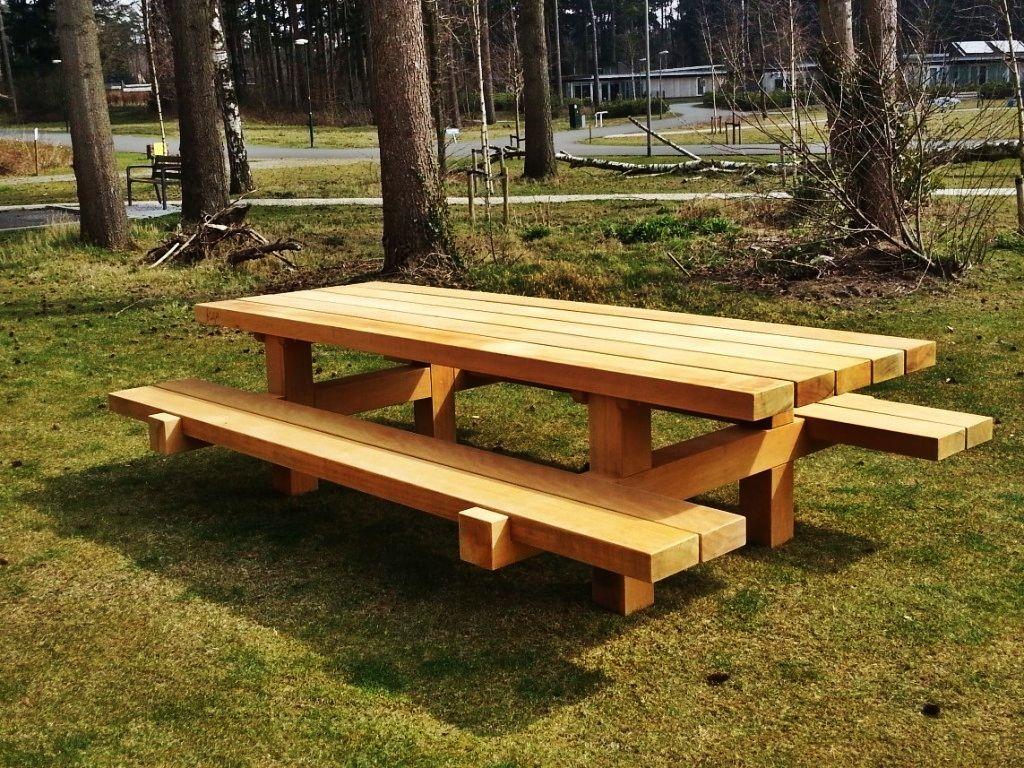 Casa Padrino Gartenmobel Set Rustikal Tisch 2 Garten Banke 180 X