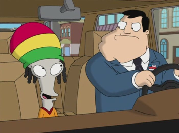 60 4x02 The One That Got Away American Dad American Dad