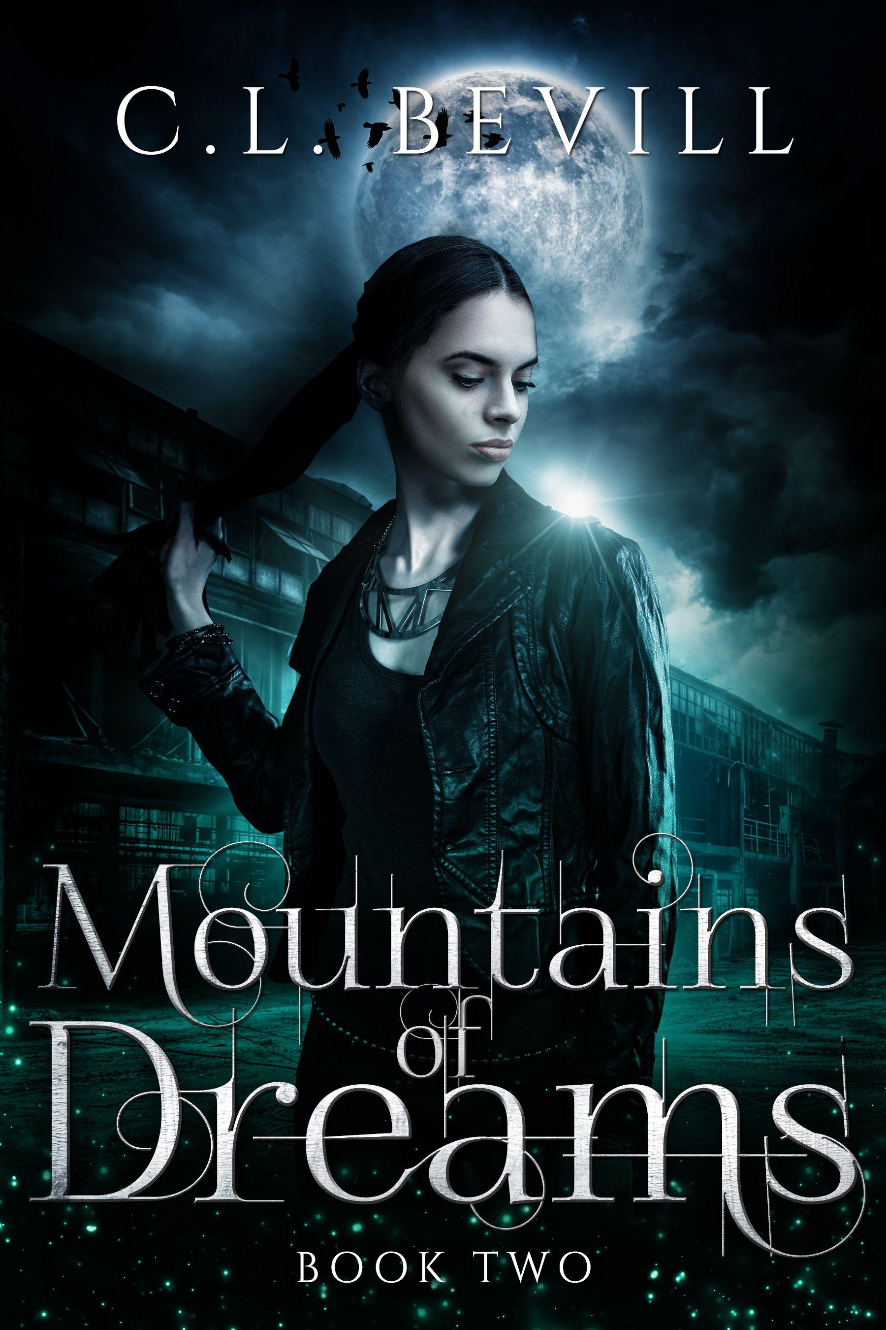 Fantasy Book Cover Design Inspiration : Paranormal urban fantasy book cover design by milo