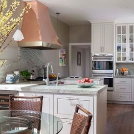 Traditional Kitchen by Brian Dittmar Design, Inc | Hubbardton Forge Mobius Small Pendant - 134501 http://goo.gl/1OtpVp