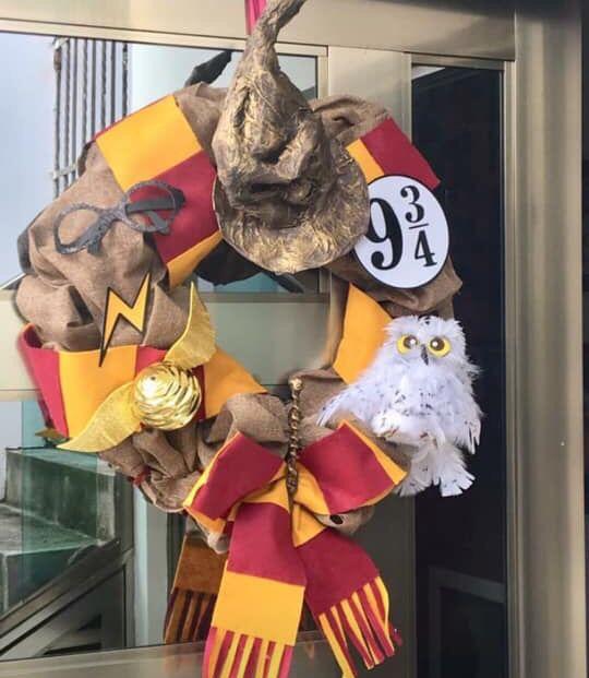 Harry Potter Corona